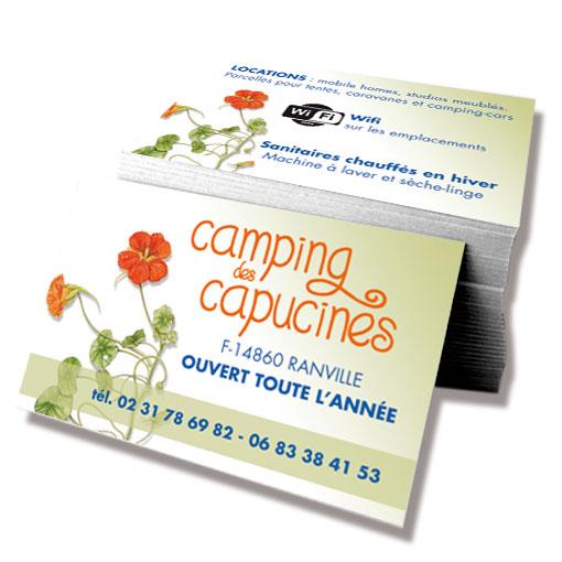 Carte De Visite Format 82x128 Mm