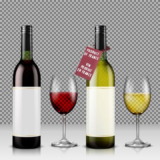 Vin Personnalisé Pas Cher impression de collerettes personnalisées pas cher pour bouteilles de vin