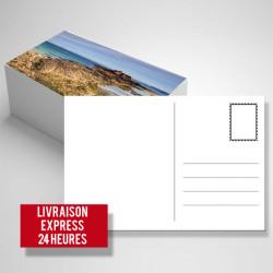 Cartes Postales. Livrasion express