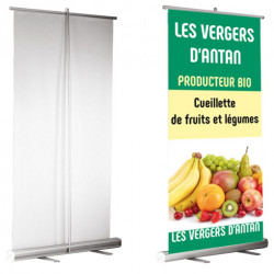 Roll up 80 cm de largeur