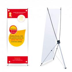 X banner 80x180 cm standard