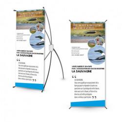 X banner 80x180 cm economique