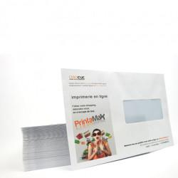 Enveloppes 16,2x22,9 cm (C5)